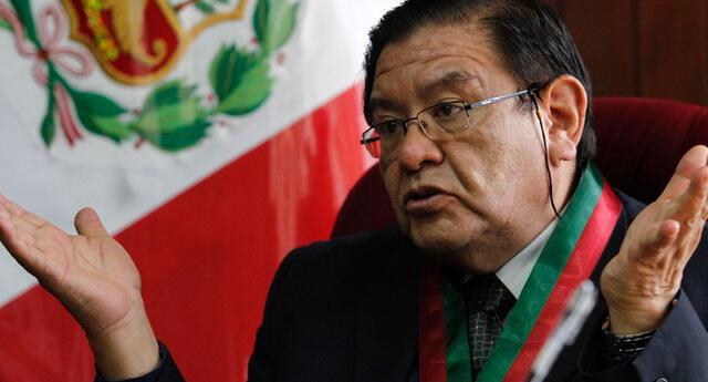 Jorge Luis Salas Arenas calificó como extraordinario el pedido de nulidad de Keiko Fujimori en 802 mesas de sufragio de las Elecciones 2021.