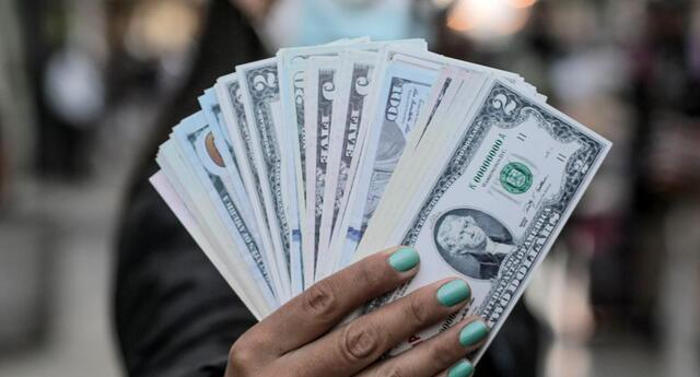 Precio del dólar HOY jueves 10 de junio
