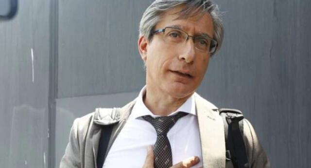 Federico Salazar venció el coronavirus y cuenta las horas de poder conducir América Noticias junto a Verónica Linares nuevamente.