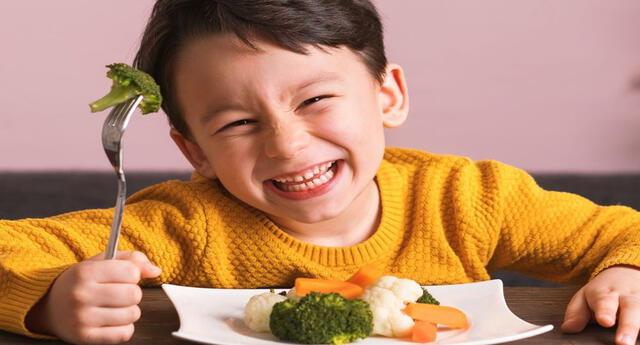Las verduras son imprescindibles en la alimentación y en el cuidado de los dientes.