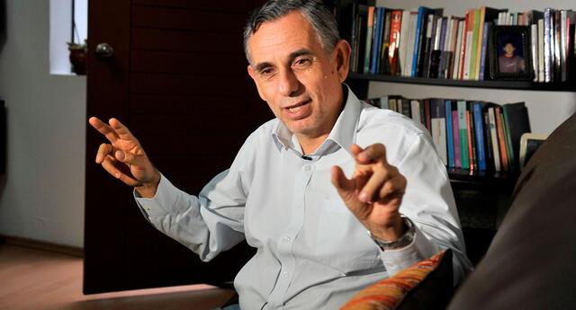 Pedro Francke reiteró que no aplicarán medidas chavistas en un eventual gobierno de Pedro Castillo.