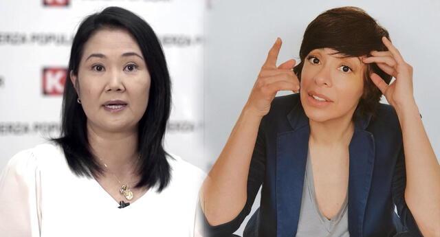 """Tatiana Astengo sobre Keiko: """"¿Se puede prevenir que pida asilo político?"""""""