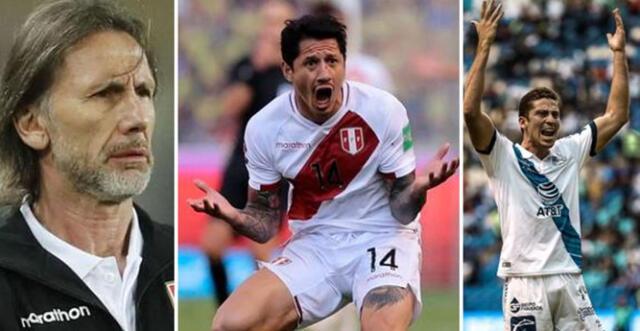 Selección peruana: Ricardo Gareca anuncia su lista de 26 convocados para la Copa América.