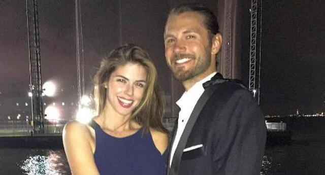 La actriz Stephanie Cayo y su esposo Chad Campbell se habrían separado hace unos meses, según una conocida revista.