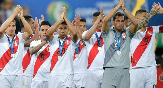 Perú en la Copa América 2021