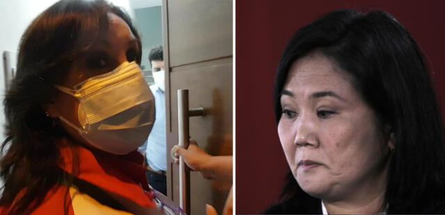 Dina Boluarte se refirió al excesivo pedido de nulidad de mesas por parte de Keiko Fujimori.