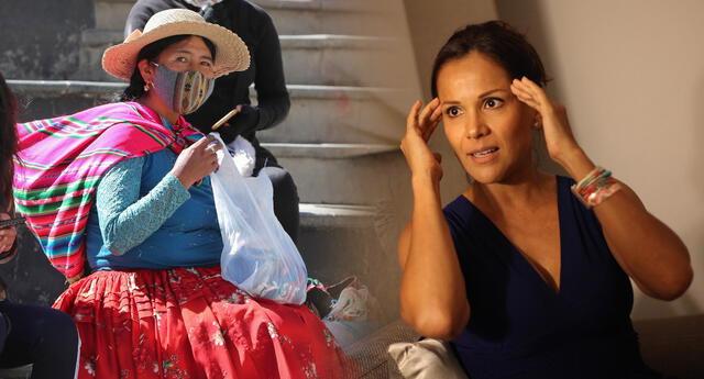 """Mónica Sánchez: """"Mientras en Lima reina la desconfianza, hay un Perú que espera con esperanza"""""""