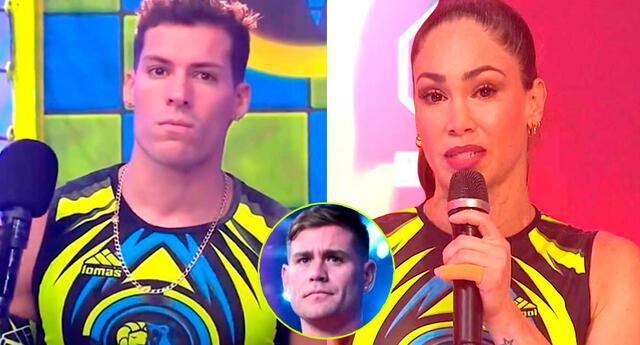 Melissa Loza confesó que votó por Pancho Rodríguez porque cree que es un gran competidor.