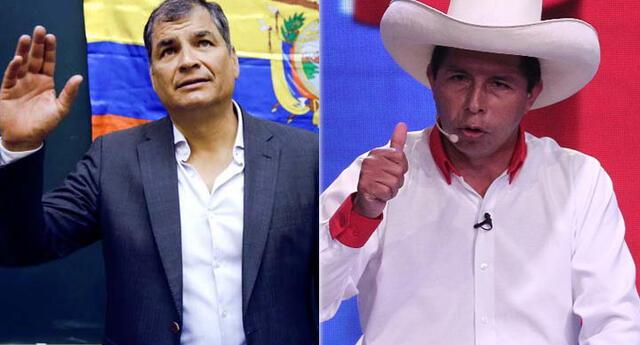 Horas antes criticó el despedido de dos periodistas de América Televisión y la renuncia de otros en el programa Cuarto Poder.