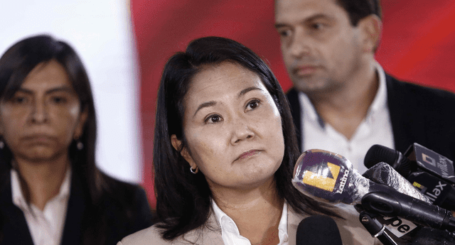 Keiko Fujimori no acepta derrota y asegura que peleará hasta el último voto.