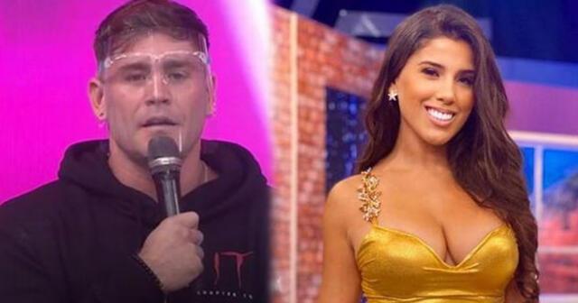 Pancho Rodríguez confirma amistad con Yahaira Plasencia.
