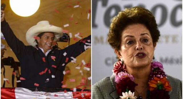 """Rousseff: """"Victoria de Castillo es un estímulo para las fuerzas progresistas latinoamericanas"""""""