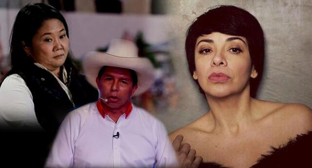 """Tatiana Astengo tras el conteo de la ONPE: """"Que nadie más divida, desuna a nuestro Perú"""""""