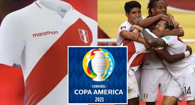 Selección peruana: Así será la camiseta oficial que vestirá la Bicolor en la Copa América 2021 [FOTOS]