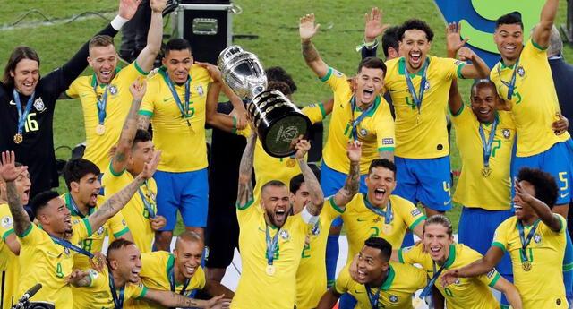 La selección organizó  el 2019  y campeonó ahora va por el bicampeonato.