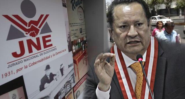 El fiscal Luis Arce promovió la extensión del plazo para presentar nulidades en esta segunda vuelta electoral.