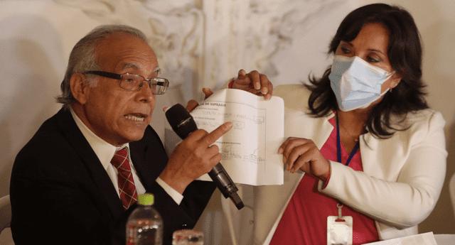 Aníbal Torres alerta a la población de posible fraude en el Jurado Nacional de Elecciones.