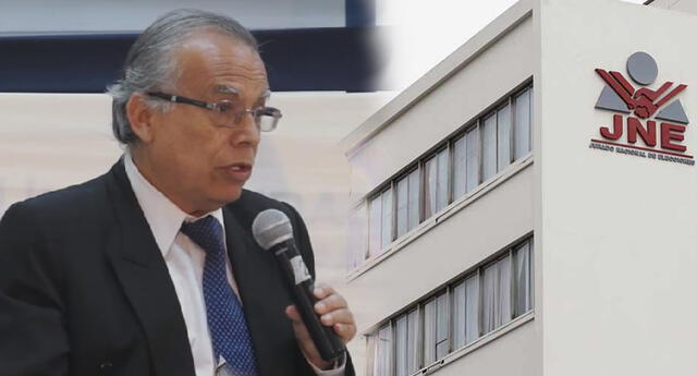 Aníbal Torres se pronuncia sobre la ampliación de plazos para presentar nulidades de actas.