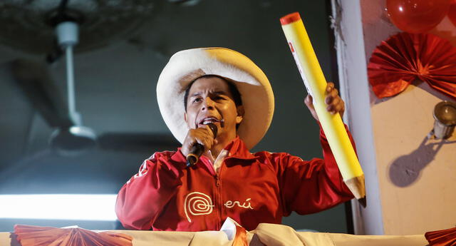 El profesor chotano destacó el respaldo brindado por el pueblo.
