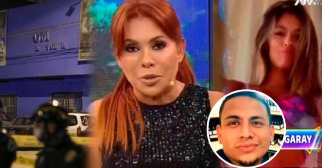 Magaly Medina se indignó ante reincidencia de Carlos Garay y pidió apoyo a las autoridades.