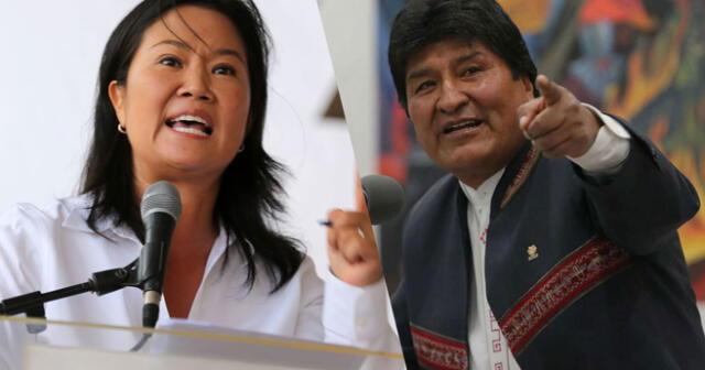 """A través de su cuenta oficial de Twitter dijo que se pretende """"robar el triunfo al pueblo peruano que eligió su gobierno en las urnas con dignidad y soberanía""""."""