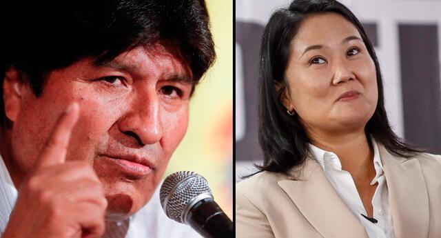 """Morales aseguró que la demora en oficializar los resultados finales, por un pedido de observación de actas, """"es un plan de ataque a la democracia""""."""