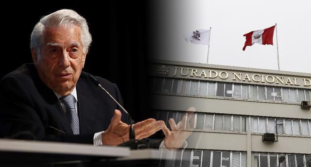 Mario Vargas Llosa se expresó sobre la situación electoral que vive el Perú.