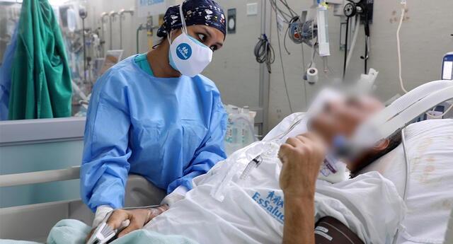 El 60% de pacientes intubados por COVID-19 sufren de peligrosas alteraciones a la voz que incluso le impiden comer con normalidad.