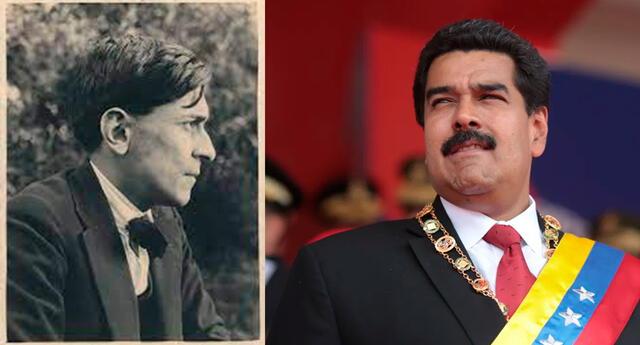 """""""Hombre de elevado pensamiento y pasión revolucionaria"""", escribió Nicolás Maduro."""