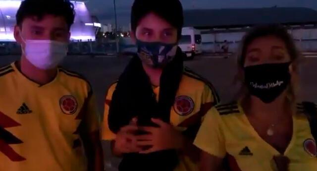 Fanáticos de Colombia no podrán presenciar los partidos del elenco cafetero por restricción de bioseguirdad.