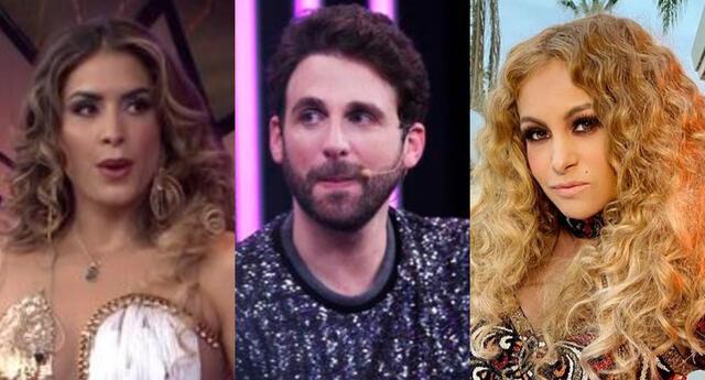 Rodrigo González aseguró que Milett Figueroa debería dedicarse a rapear, o dejar de lado el canto para la actuación tras 'gallo' en vivo.