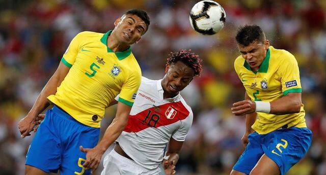 Perú y Brasil han protagonizado interesantes duelos en la Copa América.