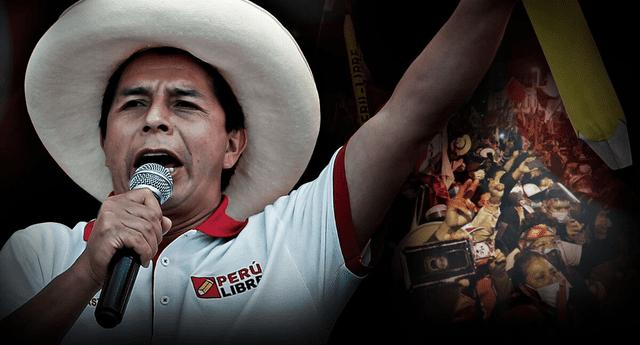 Pedro Castillo ganó elecciones para el periodo 2021 - 2026.