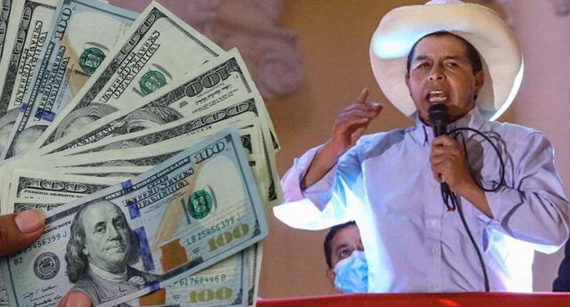 Precio del dólar tras resultados ONPE