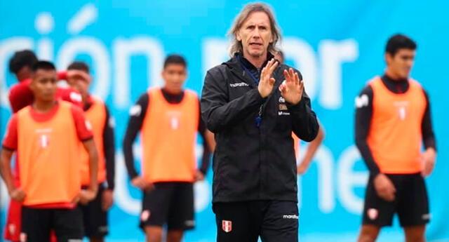 Ricardo Gareca confirmó a Christian Cueva en el once titular pese a indisciplina.