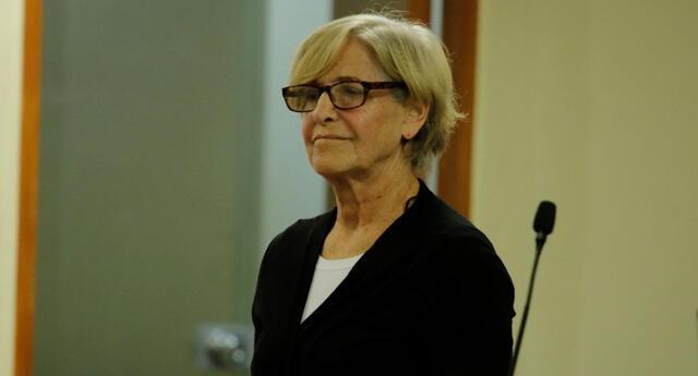 Fiscalía pedía ampliación del arresto domiciliario de Susana Villarán por doce meses más.