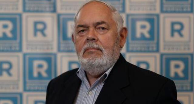 El almirante retirado de las FF. AA Jorge Montoya pidió la anulación de segunda vuelta electoral y convocar nuevas elecciones.