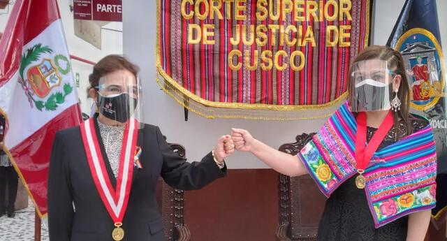 Inauguran Módulo del Poder Judicial en el Cusco para casos de violencia contra la mujer