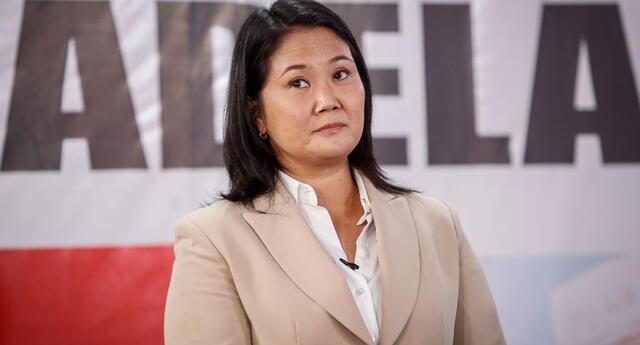 Milagros Takayama y Keiko Fujimori serán denunciadas por la reutilización de vouchers en varios expedientes.