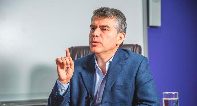 Fiscalía solicitó impedimento de salida del país para Julio Guzmán por caso Odebrecht.