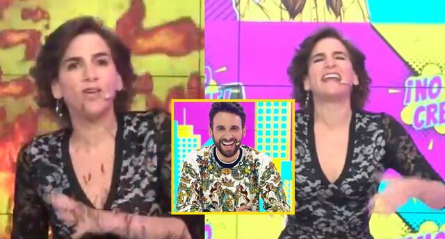 Rodrigo González no aparece en la conducción de Amor y Fuego y Gigi Mitre explica por qué