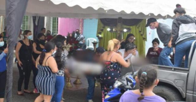 """El """"fallecido"""" fue trasladado nuevamente hasta un hospital de Quevedo. El hecho se ha vuelto viral en redes sociales."""