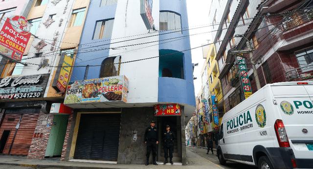 Fiori sufre de delincuencia, prostitución y comercialización de droga.