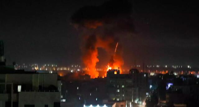 Se rompe el cese al fuego entre Israel y la Franja de Gaza.