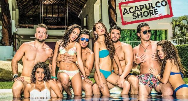 Acapulco Shore es transmitido por la cadena MTV.