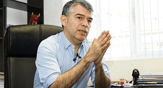 Reprograman audiencia de Julio Guzmán para el lunes 21 de junio a las 10:00 a.m.
