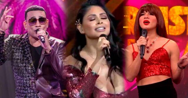 Josimar, La Uchulú y Pamela Franco lucharán por levantar la corona.