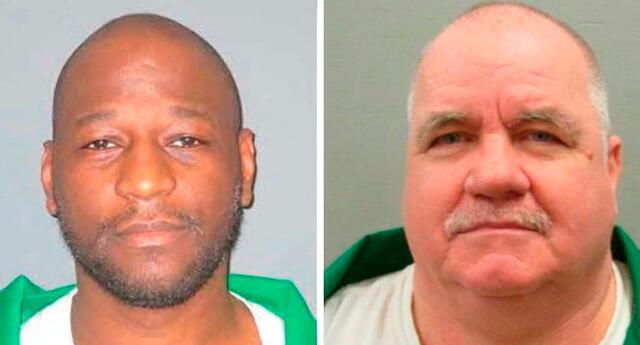 Brad Sigmon y Freddie Owens, condenados a muerte.