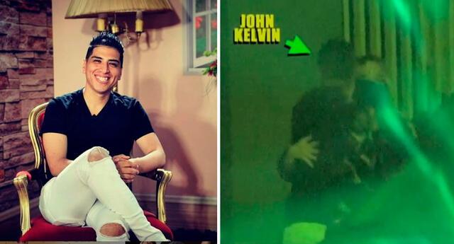 John Kelvin vuelve a ser captado con nueva misteriosa mujer.