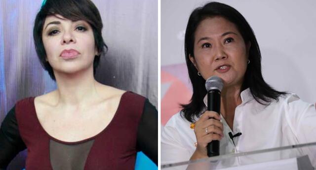 Tatiana Astengo rechaza fraude electoral a favor de Pedro Castillo.